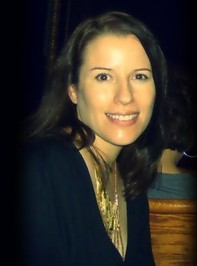 Author Holly Tierney-Bedord