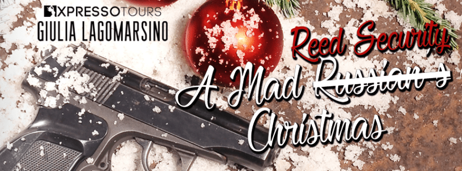 A MAD REED SECURITY CHRISTMAS Cover Reveal