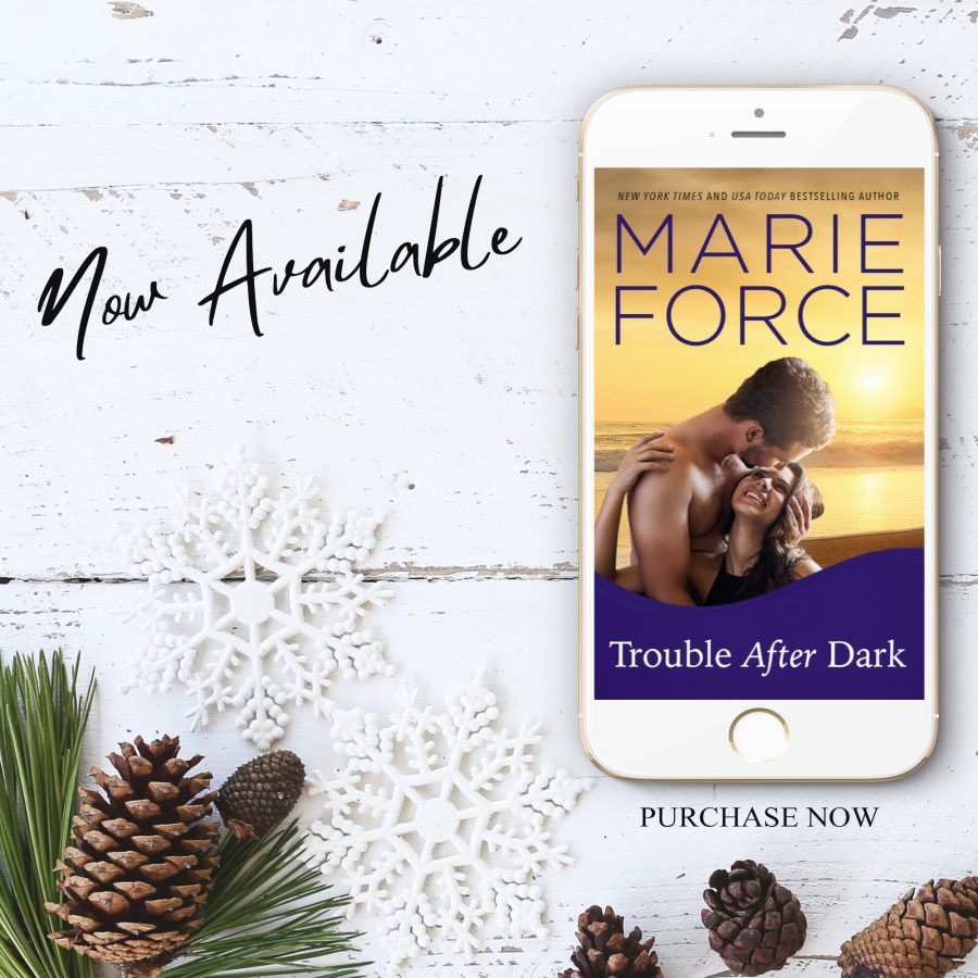 TROUBLE AFTER DARK Teaser