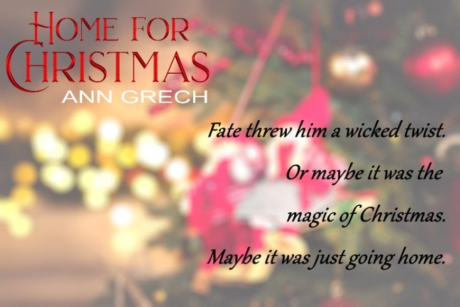 HOME FOR CHRISTMAS Teaser