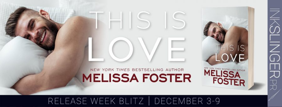 THIS IS LOVE Release Blitz