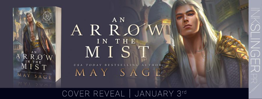 AN ARROW IN THE MIST Cover Reveal