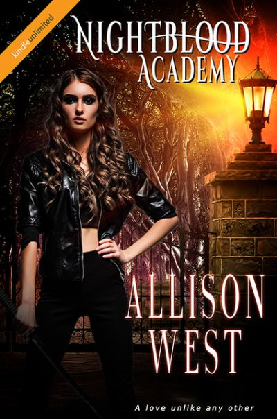 NIGHTBLOOD ACADEMY by Allison West