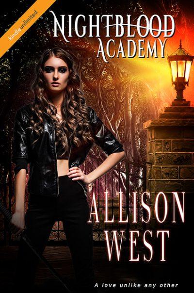 NIGHTBLOOD ACADEMY by Allison West