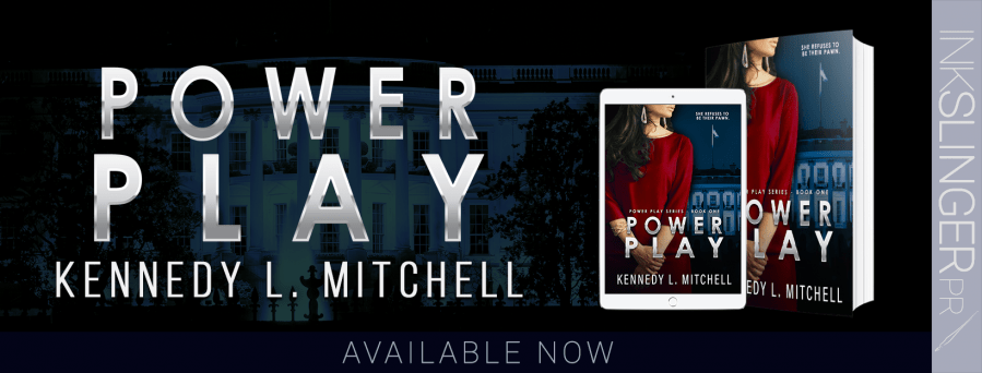 POWER PLAY Release Day
