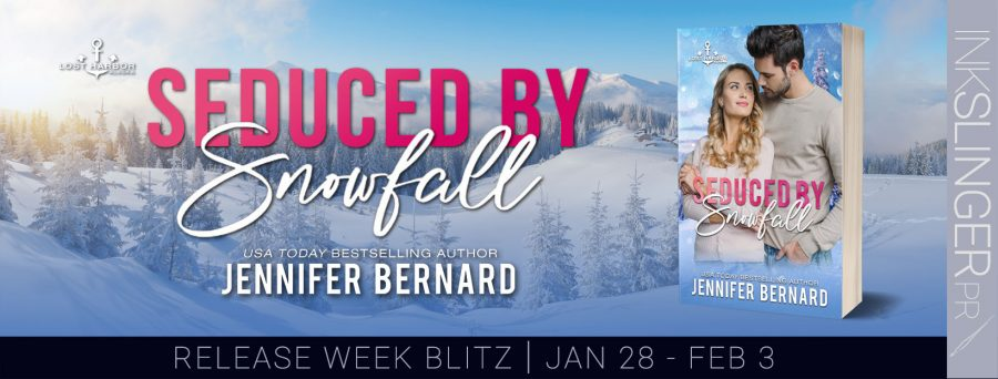 SEDUCED BY SNOWFALL Release Blitz