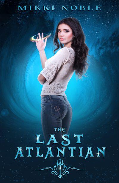 THE LAST ATLANTIAN by Mikki Noble
