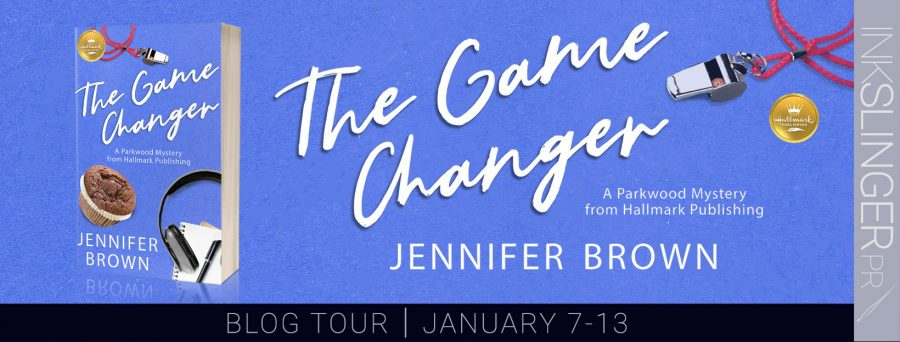 THE GAME CHANGER Blog Tour