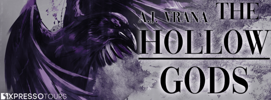 THE HOLLOW GODS Cover Reveal