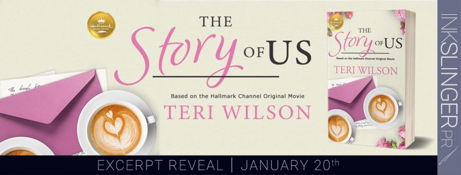 THE STORY OF US Excerpt Reveal