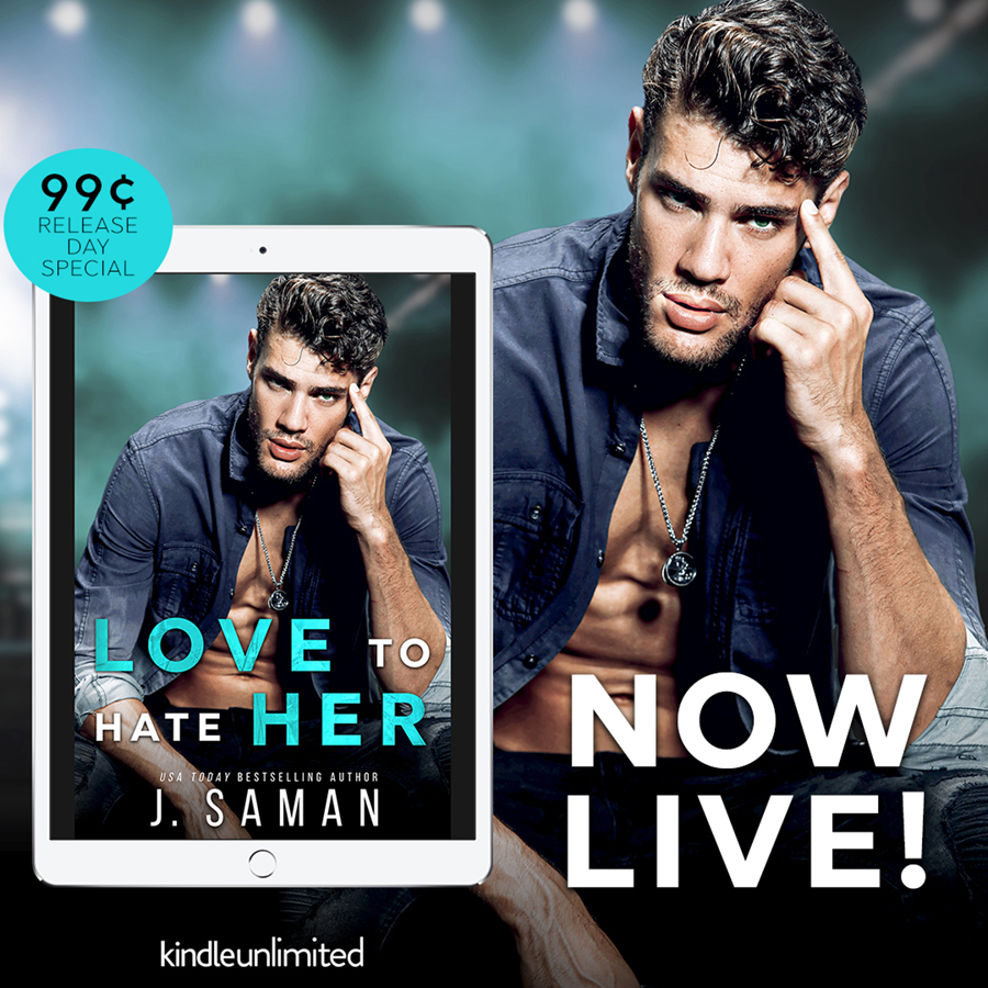 LOVE TO HATE HER Now Live