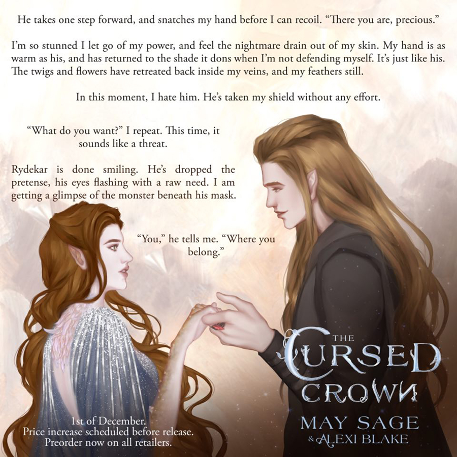 THE CURSED CROWN Teaser