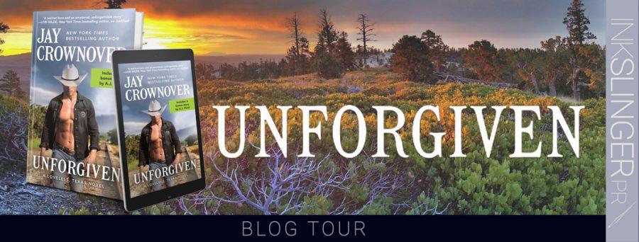 UNFORGIVEN Blog Tour