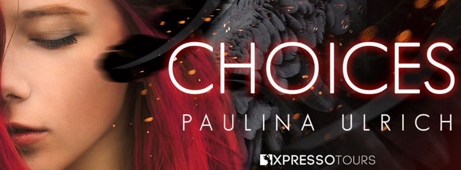 Cover Reveal for CHOICES, the third book in the young adult urban fantasy series, Fighting Fae by Paulina Ulrich