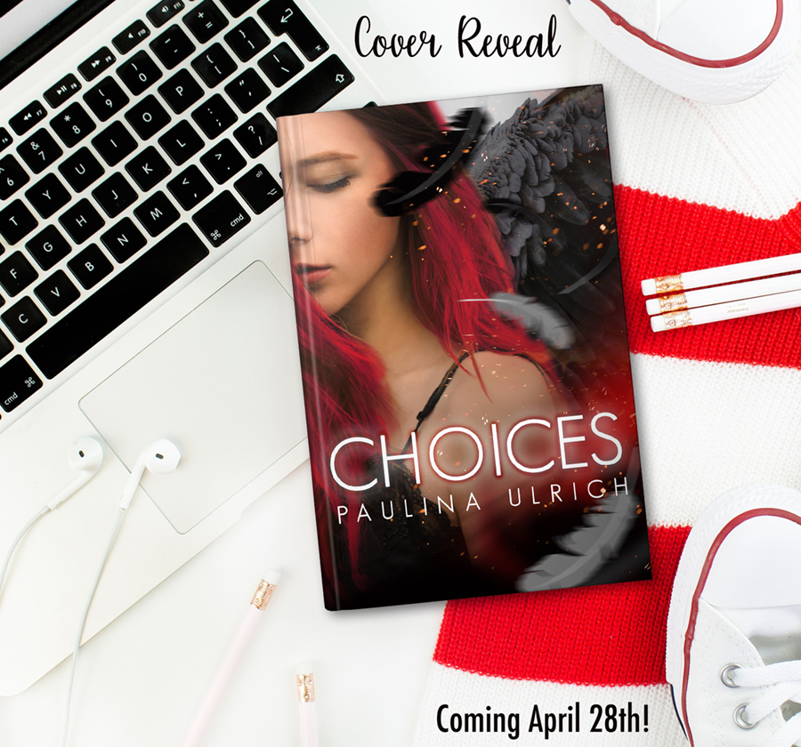 Teaser for CHOICES, the third book in the young adult urban fantasy series, Fighting Fae by Paulina Ulrich