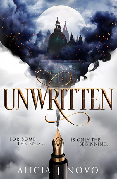 UNWRITTEN, the first book in the young adult fantasy series, The Zweeshen Chronicles, by Alicia J. Novo, releasing November 14, 2020