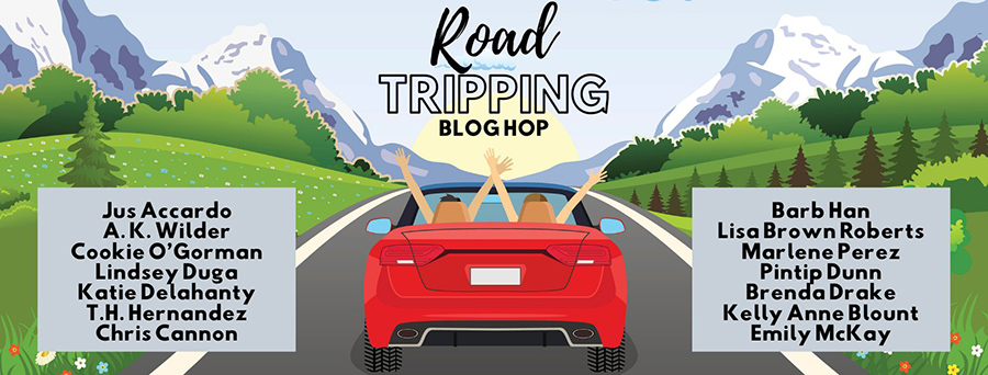 Take a road trip with the authors of Entangled Teen