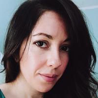 Debut author, Rosie Weir