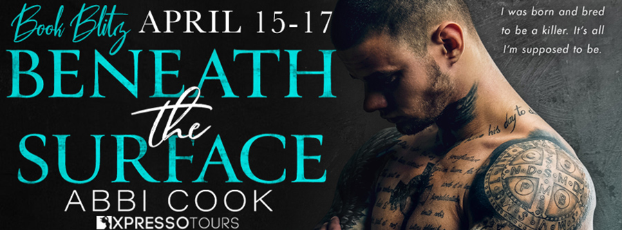 Welcome to the book blitz for BENEATH THE SURFACE, a stand-alone adult contemporary romance by Abbi Cook