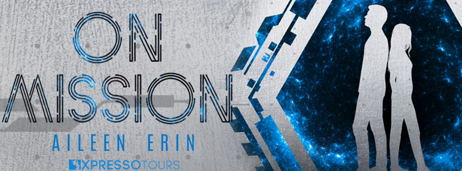 Ink Monster LLC and USA Today bestselling author, Aileen Erin are revealing the cover to ON MISSION, the third book in the young adult dystopian series, Aunare Chronicles, releasing December 15, 2020