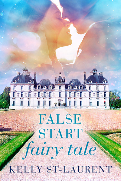 Cover for FALSE START FAIRY TALE, a stand-alone adult contemporary romance by Kelly St-Laurent
