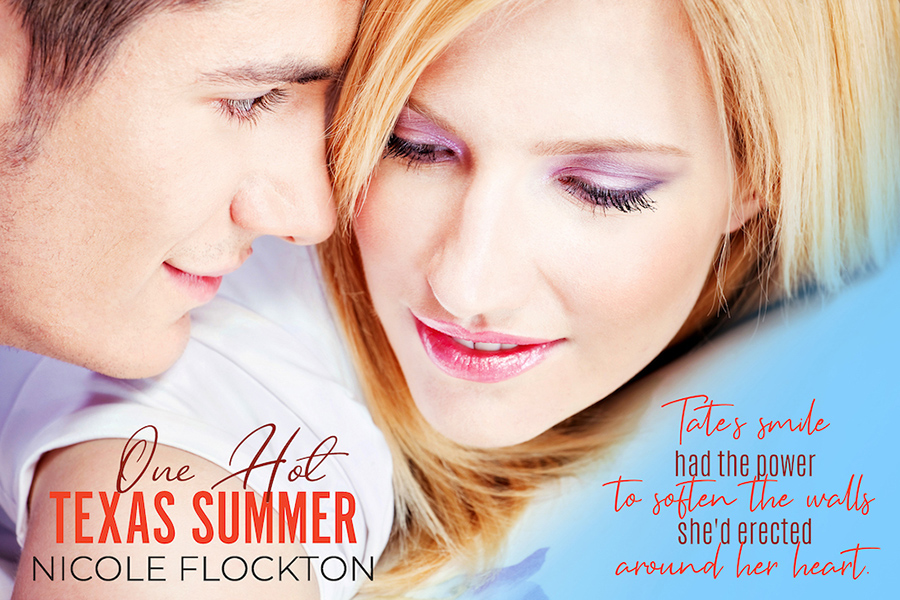 Teaser from ONE HOT TEXAS SUMMER the first book in the adult contemporary romance series, Prentice Brothers of Sweet Ridge, by Nicole Flockton