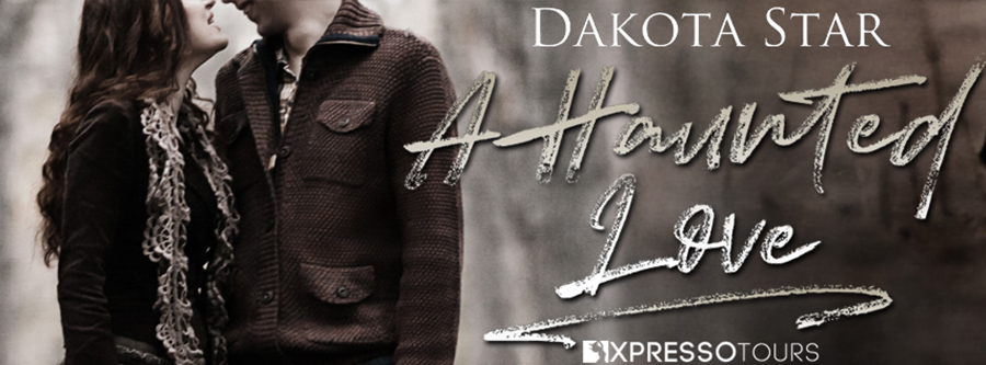 Author Dakota Star is revealing the cover to A HAUNTED LOVE, a stand-alone adult contemporary romance, releasing August 14, 2020