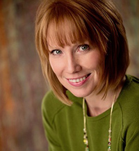 Author Alicia Anthony