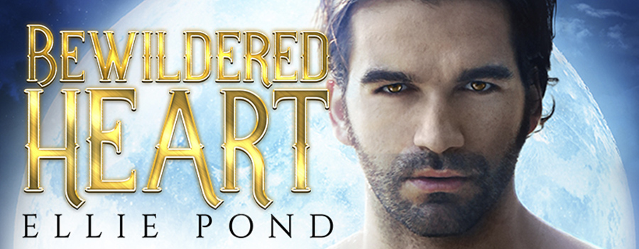 Author Ellie Pond is revealing the cover to BEWILDERED HEART, the third book in her adult paranormal romance trilogy, Dark Wing, releasing September 28, 2020