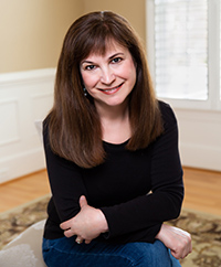 New York Times bestselling author, Ginny Baird