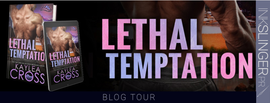 Welcome to the blog tour for LETHAL TEMPTATION, the second book in the adult romantic suspense/military romance series, Rifle Creek, by New York Times and USA Today bestselling author, Kaylea Cross
