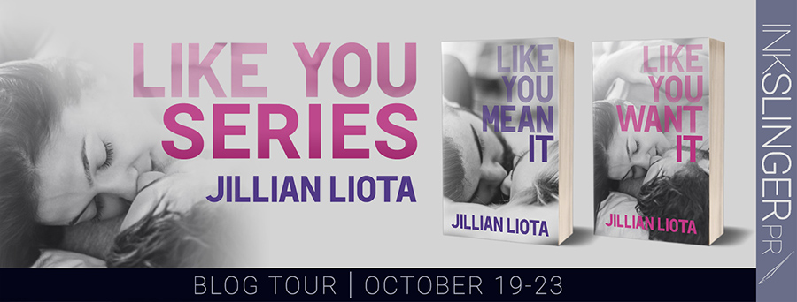 Welcome to the blog tour for the adult contemporary romance duet, Like You, by Jillian Liota