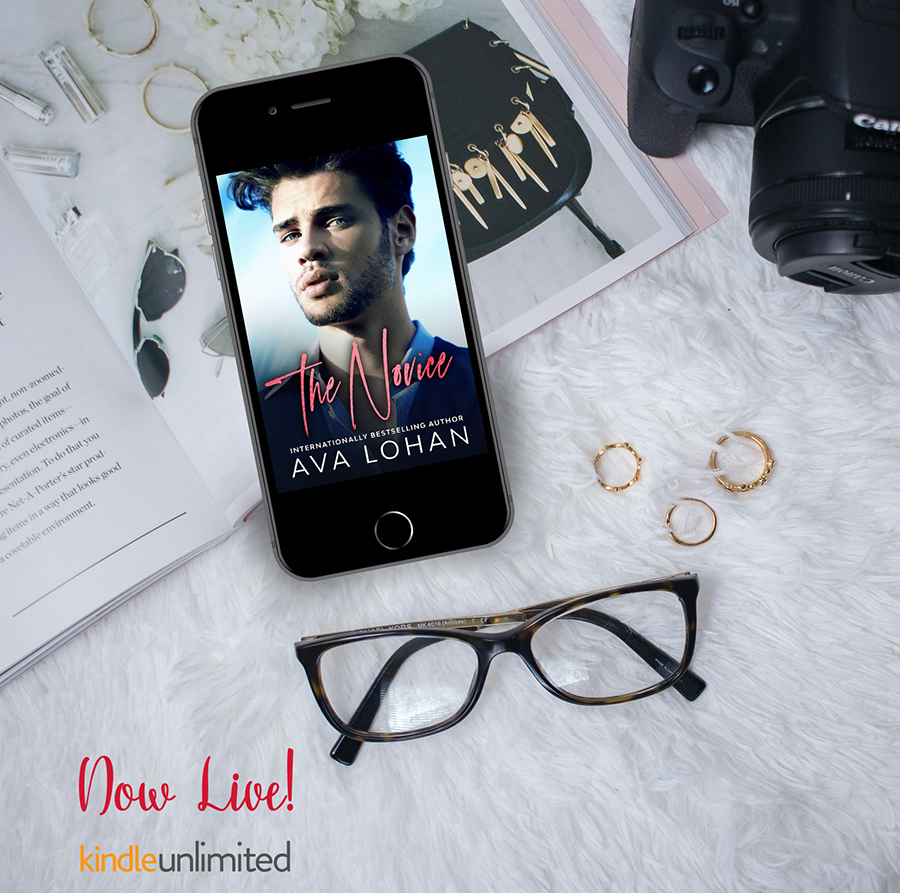 THE NOVICE, a stand-alone adult contemporary romance, by Ava Lohan