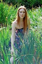 Author Ally Aldridge