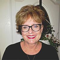Author Debra Curwen
