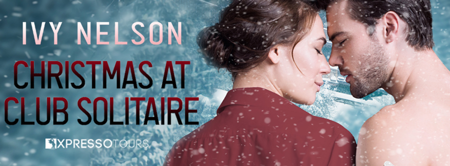 Author Ivy Nelson is revealing details from her new Christmas at Club Solitaire, an adult contemporary holiday romance series, releasing beginning November 24, 2020
