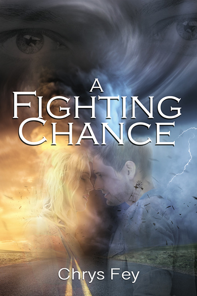 A FIGHTING CHANCE, the sixth book in the adult romantic suspense series, Disaster Crimes, by Chrys Fey