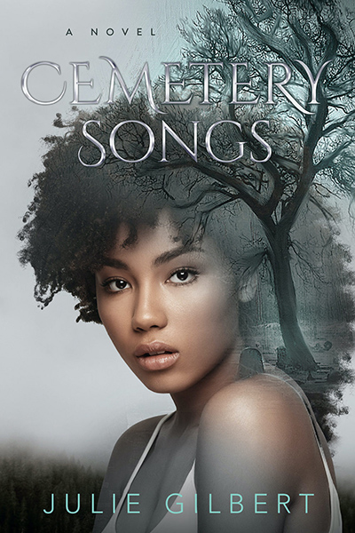 CEMETERY SONGS, a stand-alone adult paranormal, by Julie Gilbert