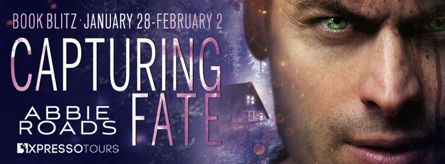 Welcome to the blog tour for CAPTURING FATE, the second book in the adult romantic thriller series, Fatal Truth, by Abbie Roads