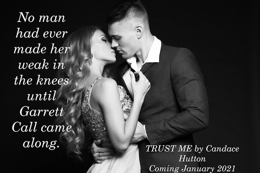 Teaser from TRUST ME, the first book in the adult contemporary romance series, Manhattan Marriage, by Candace Hutton