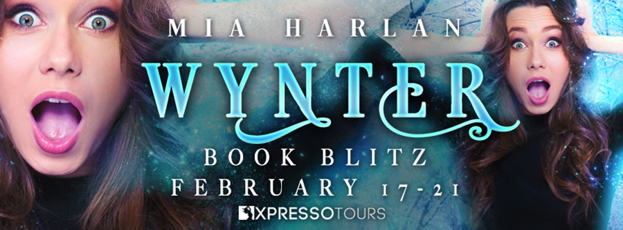 Welcome to the book blitz for WYNTER, the first book in the adult paranormal romantic comedy series, Silver Skates, by Mia Harlan