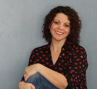 Author Marci Bolden