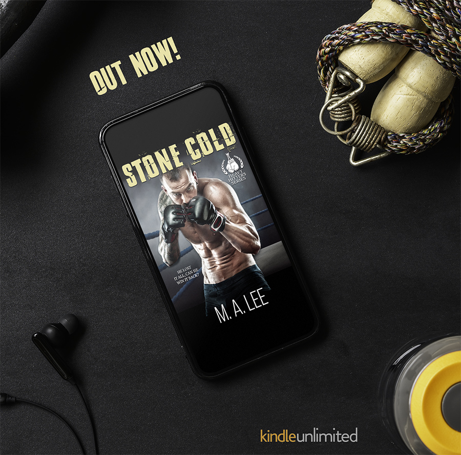 STONE COLD, the second stand-alone book in the adult contemporary sports romance series, The Heavy Hitters, by M.A. Lee is Out Now!