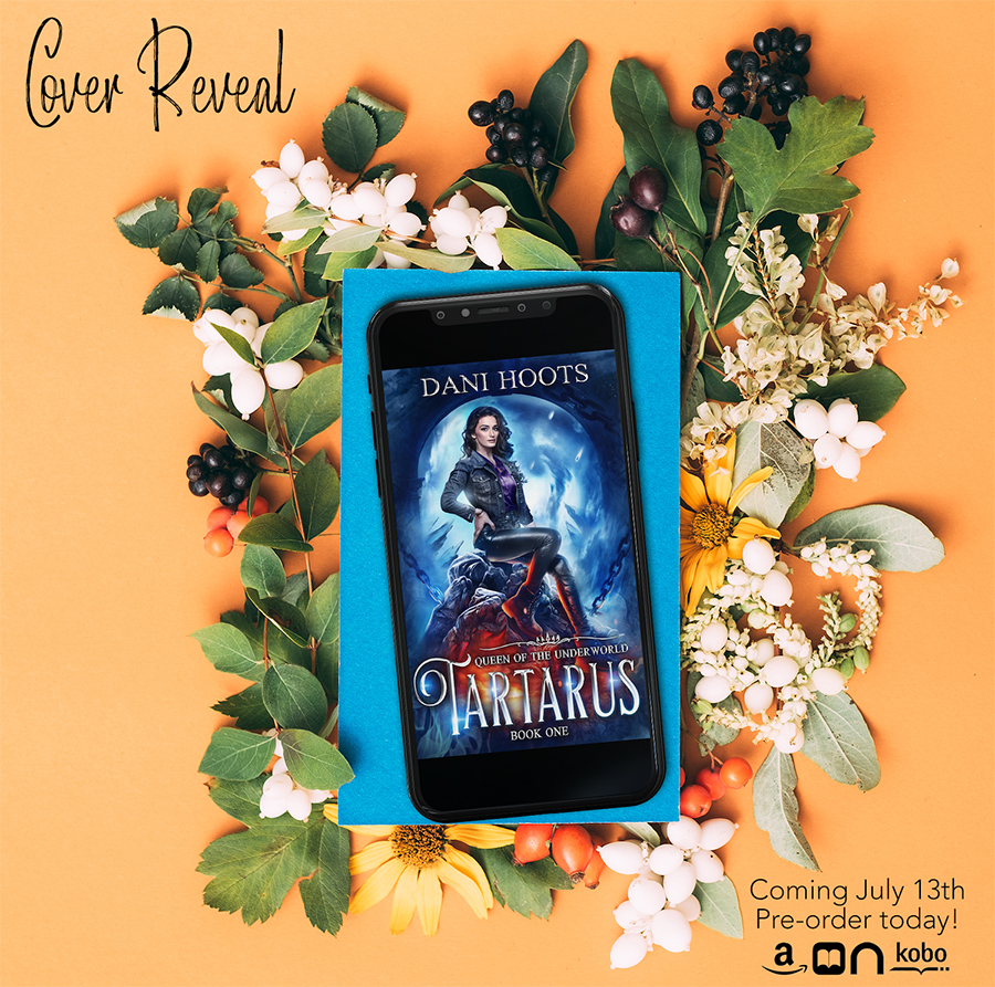 Preorder TARTARUS, the first book in the young adult fantasy series, Queen of the Underworld, by Dani Hoots now!
