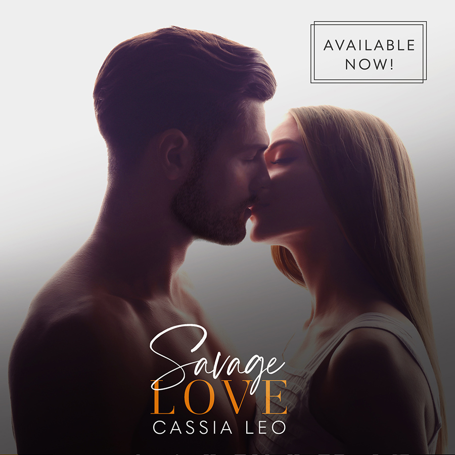 SAVAGE LOVE, the first book in the adult contemporary romance series, Love Like This, by New York Times bestselling author, Cassia Leo is out now