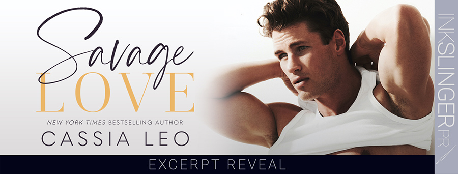 New York Times bestselling author Cassia Leo is revealing the cover to SAVAGE LOVE, the first book in the adult contemporary romance series, Love Like, releasing May 25, 2021