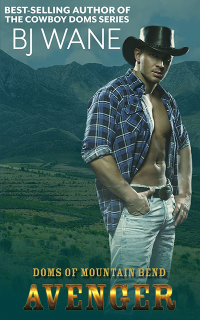 AVENGER, an adult western romantic suspense novel by B.J. Wane