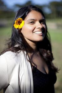 Author Nidhi Chanani