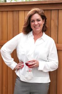 Author Liz Crowe
