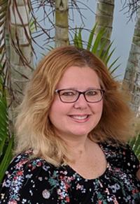 Author Tricia Leedom